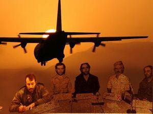 فیلم/ کودتایی که توسط یک خلبان خنثی شد