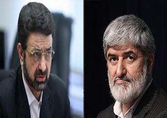 واکنش توئیتری یک دیپلمات به نماینده تهران/ مطهری ظاهرا جبهه را اشتباه گرفته است!