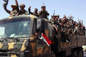 نبرد مرگ و زندگی در سوریه و خط بطلان بر تروریستها