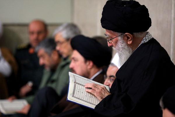 مراسم ترحیم حجتالاسلام والمسلمین هاشمی برگزار شد+فیلم و تصاویر
