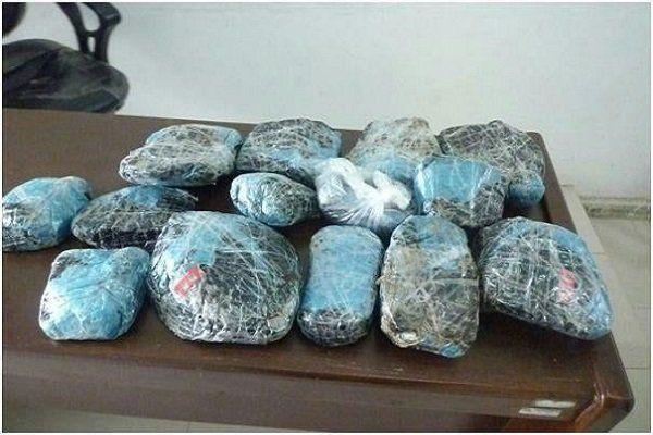 کشف بیش از ۶۰ کیلوگرم مواد مخدر در گالیکش