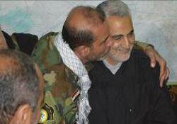 سردار سلیمانی فرمانده بزرگترین عملیات نظامی ارتش عراق علیه داعش+ عکس و فیلم