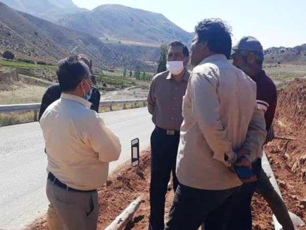 بررسی پیشرفت عملیات گازرسانی به 3 روستای کوهستانی گرگان