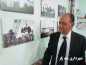 بازدید دکتر تزری از گنجینه عکس یکصد ساله شهرداری بندرگز+تصاویر