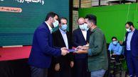 کسب رتبه برتر اعضای جوان هلال احمر گلستان در رویداد کارآفرینی دریای برکت