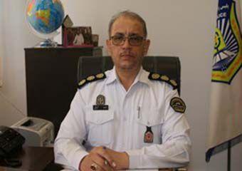 رئیس پلیس راهور گلستان؛ جانشین «پلیس راه ناجا» شد