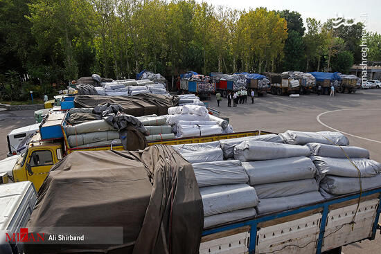 فیلم/ کشف محموله بزرگ قاچاق در تهران