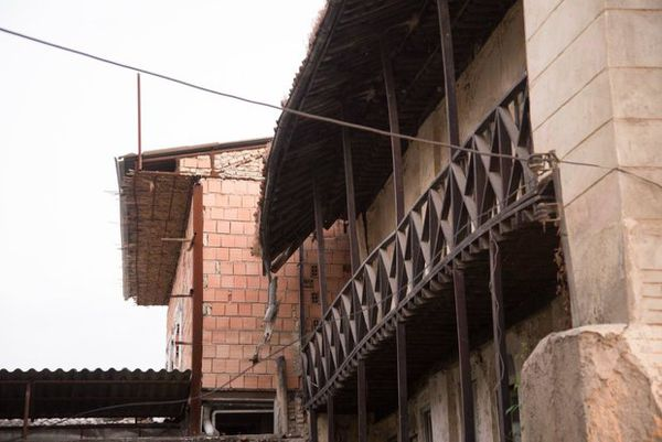 آثار بیحریم وتخریب تدریجی تاریخ/میراث فرهنگی گلستان اعتبار ندارد