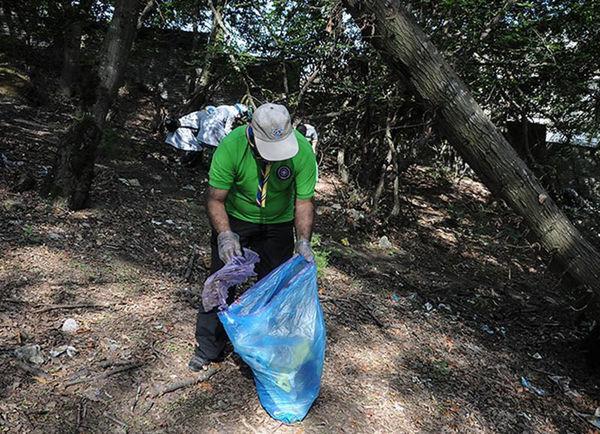 پاکسازی جنگل جریمه متخلف محیط زیستی