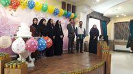 جشن دختران آسمانی در گرگان برگزار شد/تصاویر