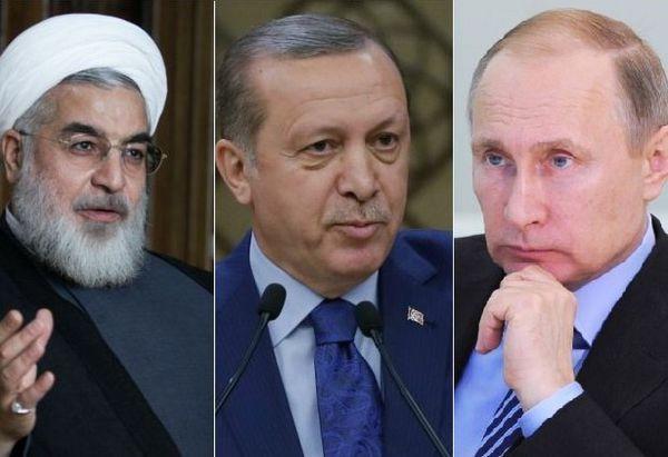 چرا ایران و روسیه در بحران سوریه به اردوغان نقش دادند؟
