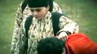 هویت نوجوانِ قاتل داعش فاش شد +دانلود فیلم