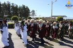 گزارش تصویری/ رژه اقتدار نیروهای مسلح در گنبد کاووس