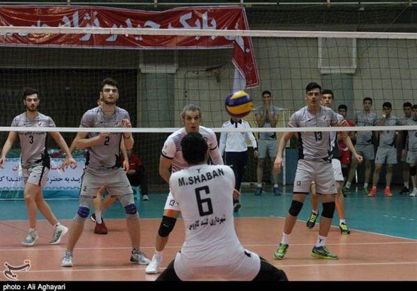 سرمربی تیم والیبال شهرداری ورامین: بازی بزرگی را در گنبدکاووس پیروز شدیم