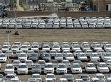 ماجرای خودرو های دپو شده در پارکینگهای سایپا