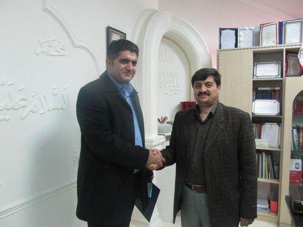 اهداء کننده برتر خون در گلستان تجلیل شد
