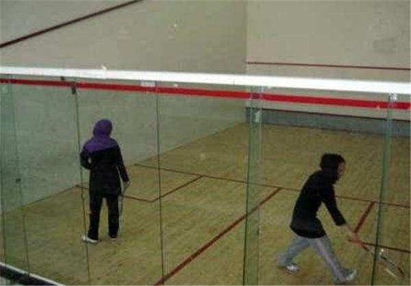 مسابقات اسکواش قهرمانی کشور و قهرمانی دانشآموزان ایران در گلستان برگزار میشود