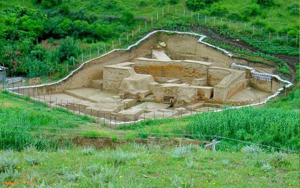 تصاویر/دیوار گرگان سومین دیوار تاریخی جهان