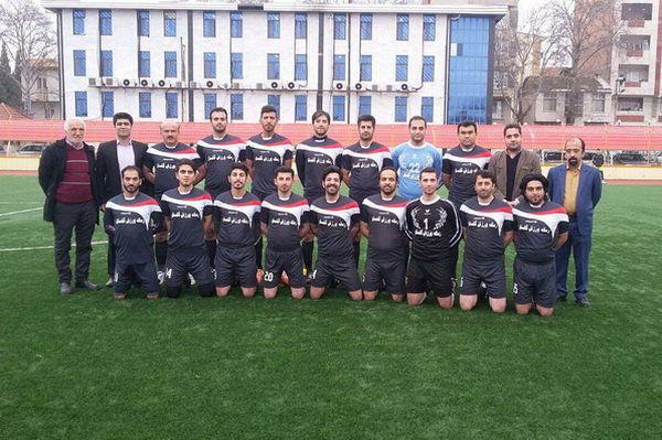 پنجمین پیروزی تیم رسانه ورزش در ششمین بازی رقم خورد