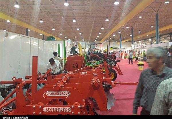 چهادهمین نمایشگاه تخصصی ماشینآلات کشاورزی در گلستان افتتاح شد