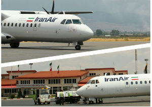 برنامه پرواز فرودگاه بین المللی گرگان، شنبه ششم اردیبهشت ماه