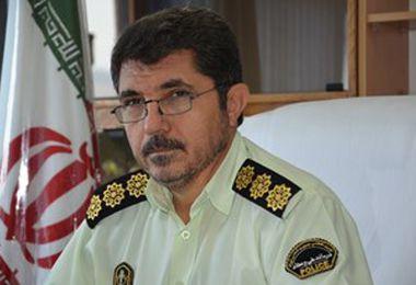 دستگیری عامل آتش زدن عابر بانک مسکن در خیابان ولیعصر گرگان
