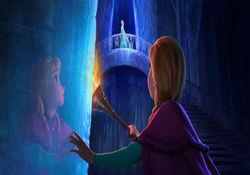 CNN ترویج هم جنس گرایی در انیمیشن Frozen را تایید کرد.