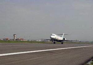 برنامه پرواز فرودگاه بین المللی گرگان، دوشنبه هفتم بهمن ماه