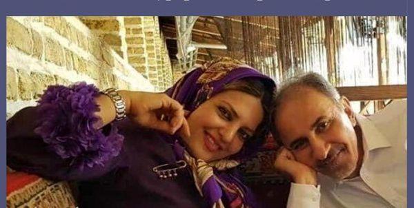 ایفای نقش همسر دوم شهردار تهران در فیلم اخراجی ها! + فیلم