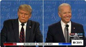 فیلم/ بایدن: ترامپ فقط دروغ میگوید