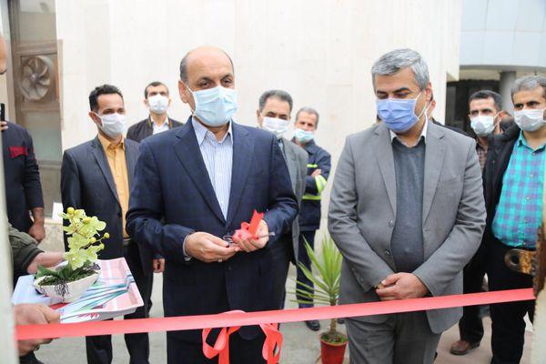 نصب و راه اندازی مخزن اکسیژن کرایوژانک با ظرفیت ۲۵ هزار کیلوگرم در بیمارستان پنج آذر گرگان