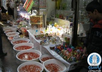 تصاویر / حال و هوای بازار گرگان چند روز مانده به شب عید