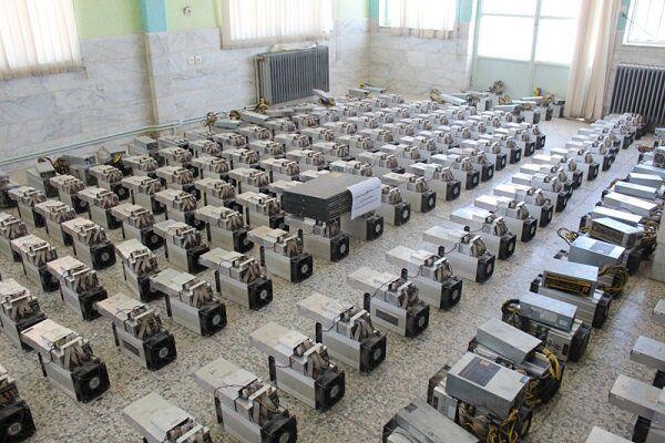 جمع آوری ۷۹ دستگاه ماینر در گلستان