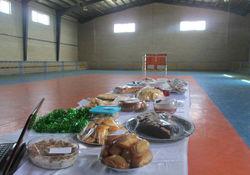 تصاویر/برگزاری جشنواره غذاهای محلی و بازیهای بومی محلی در خواجه نفس
