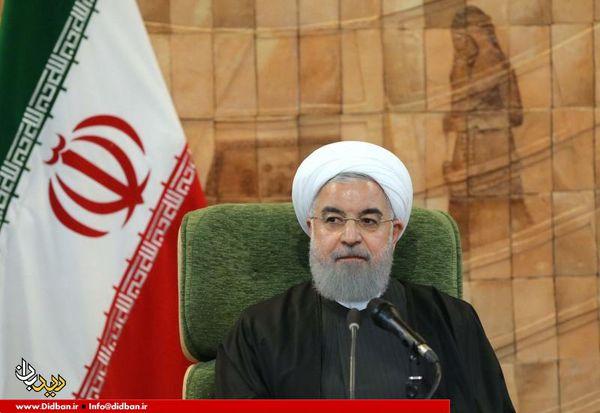 کلید جدید روحانی برای مذاکرات پسابرجام