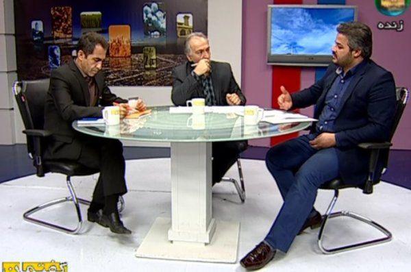 گفتگوی شهردار کردکوی  در برنامه گفتمان شبکه گلستان+جزییات