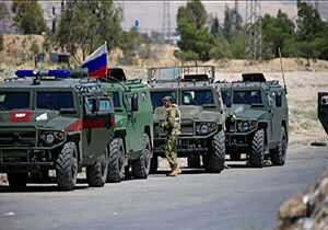 فیلم/ ورود نیروهای روس به قره باغ