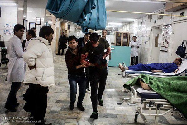 آمار مصدومان چهارشنبه سوری در گلستان به ۵۰ نفر رسید