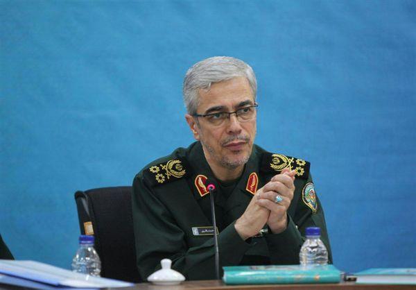 سردار باقری: ایران با همکاری نیروهای مسلح عراق و سوریه کمر داعش را شکست