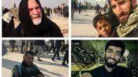روایت شهدای مقاومت در پیاده روی اربعین + عکس