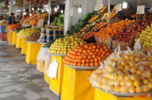 توزیع کالاهای اساسی در سطح استان گلستان