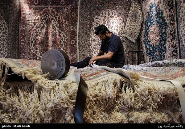 فرش ترکمن ثبت جهانی میشود