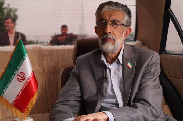 ناگفتههای حداد عادل از دلایل کنارهگیری در انتخابات ریاست جمهوری ٩٢ + فیلم