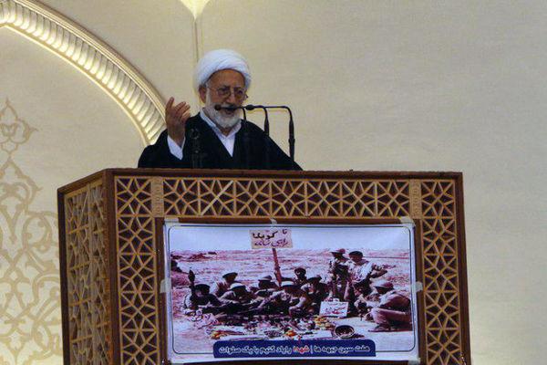 ایران هیچ اعتمادی به مذاکره با دولت آمریکا ندارد
