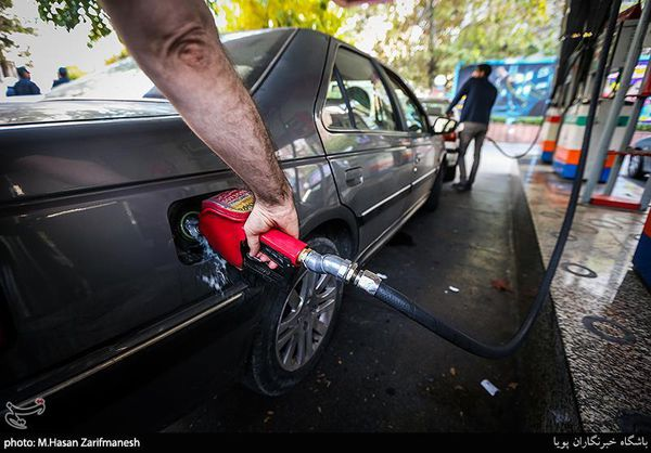سهمیه سوخت کسانی که هنوز کارت سوخت نگرفتهاند محفوظ است