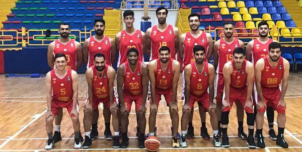 رونمایی از پیراهن تیم بسکتبال شهرداری گرگان