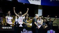 شهرداری گرگان در لیگ برتر بسکتبال نخستین قهرمانی را بدست آورد