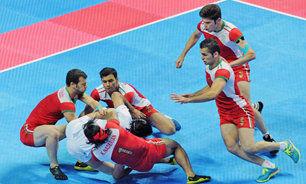 رقابتهای کبدی قهرمانی آسیا به میزبانی گلستان