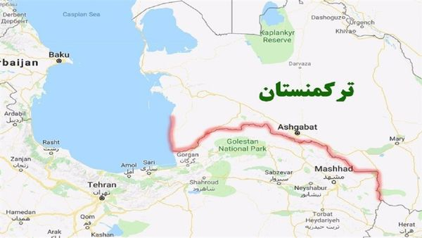 ایجاد گذر مرزی بین ایران و ترکمنستان