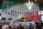 گزارش تصویری هجدهمین یادواره ۲۶ شهید گرانقدر روستای سرکلاته خرابشهر